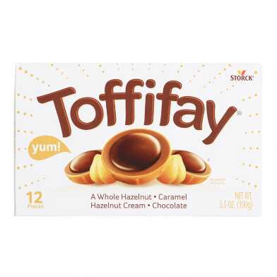 Storck Toffifay Candy Box 12 Piece