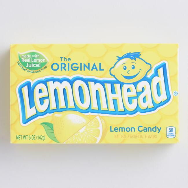 Lemonhead Theater Box