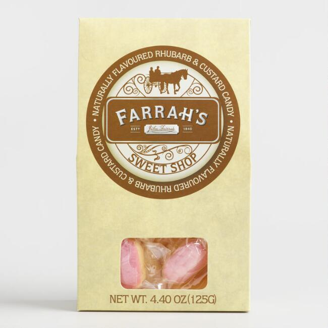 Farrah's of Harrogate Rhubarb Cream Candies