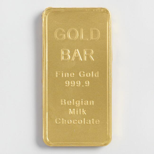 Fort Knox Gold Coin Chocolate Gift Box
