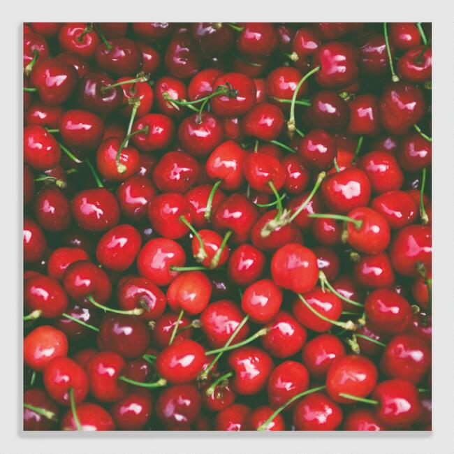Cherries by Clem Onojeghuo