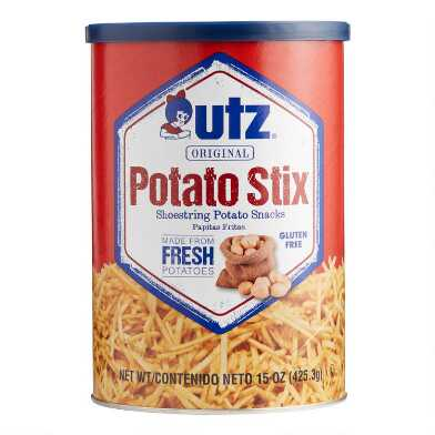 Utz Original Potato Stix Shoestring Potato Snacks
