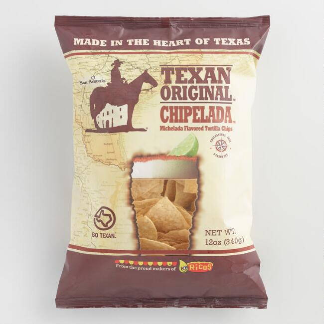 Texan Original Chipelada Tortilla Chips