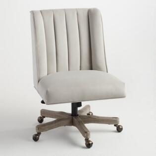 Home Office Chairs Swivel Stools World Market - Offic chairs