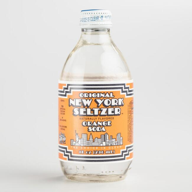 Orange Original New York Seltzer