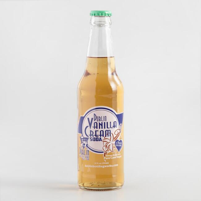 Dublin Vanilla Cream Soda