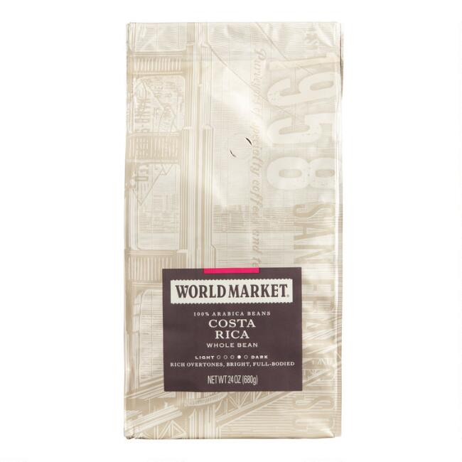 24 oz. World Market® Costa Rican Tarrazu Coffee Set of 3