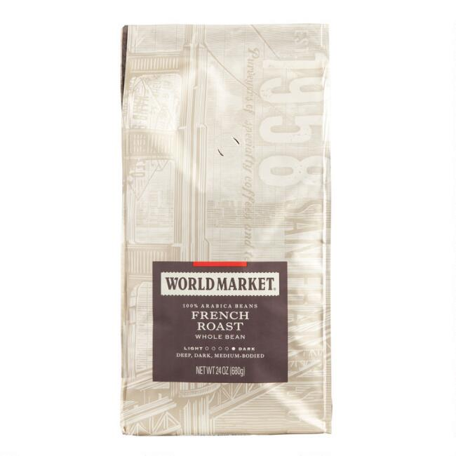 24 oz. World Market® French Roast Coffee Set of 3