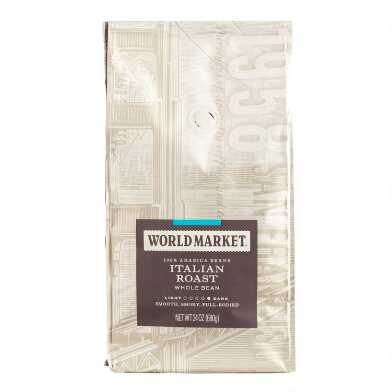 24 oz. World Market® Italian Roast Coffee Set of 3