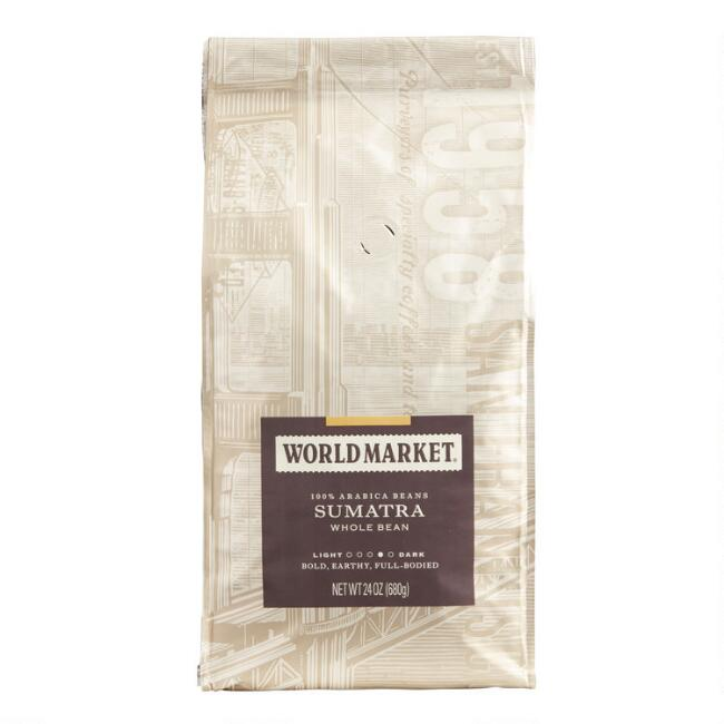 24 oz. World Market® Sumatra Coffee Set of 3