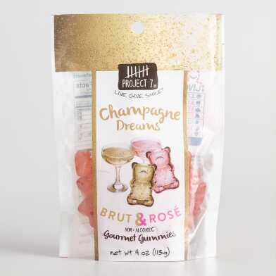 Project 7 Champagne Dreams Gummy Candy