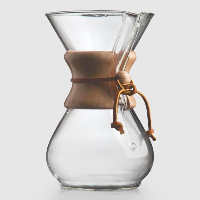 Chemex 6 Cup Glass Coffeemaker