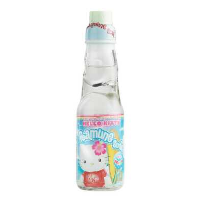 Hello Kitty Ramune Original Soda