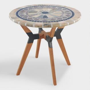 Outdoor Bistro Table Set Cover World Market