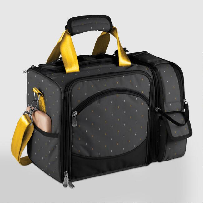 Laguna Insulated Picnic Cooler for Two