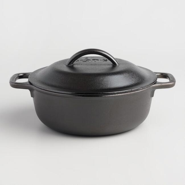 Lodge 2 Quart Dutch Oven
