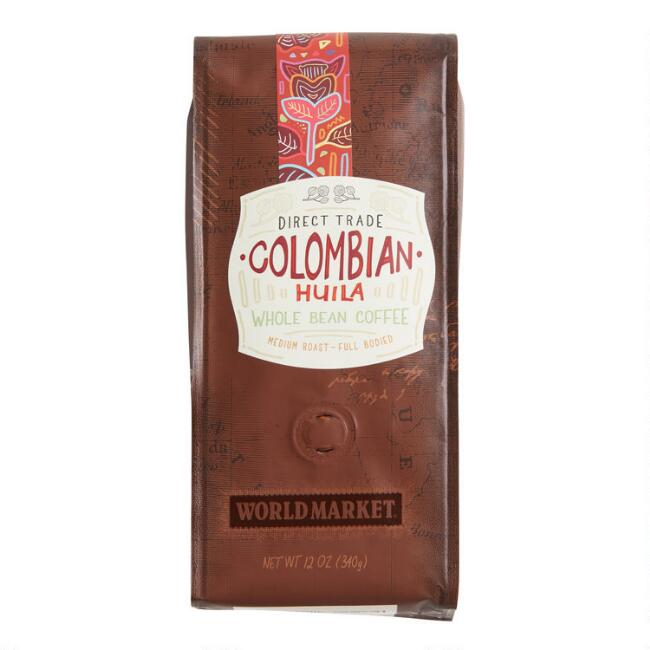 12 oz. World Market® Colombian Huila Coffee Set of 6