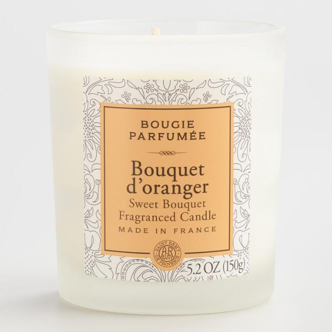 Sweet Bouquet Bougie Filled Candle