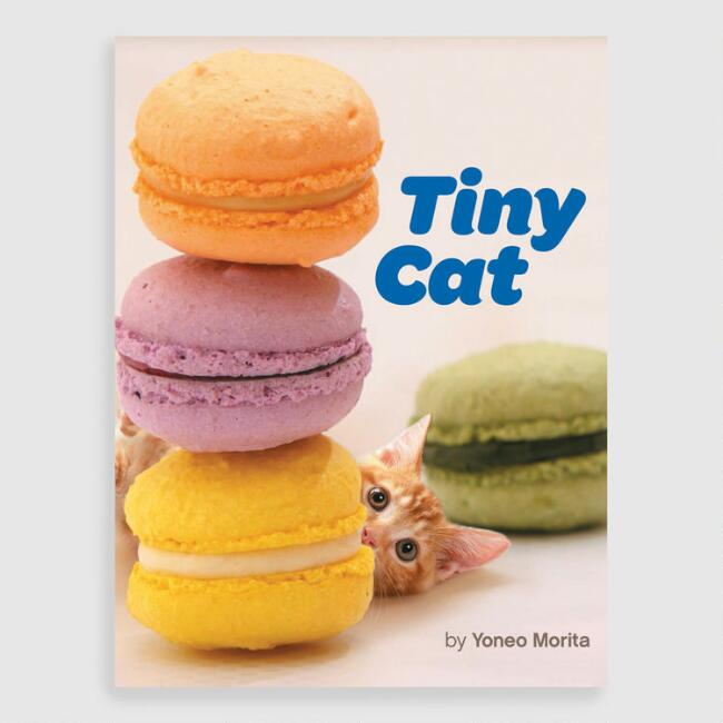 Tiny Cat Book