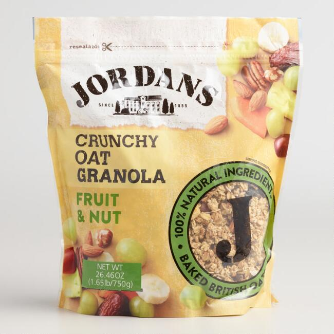 Jordans Fruit & Nut Granola