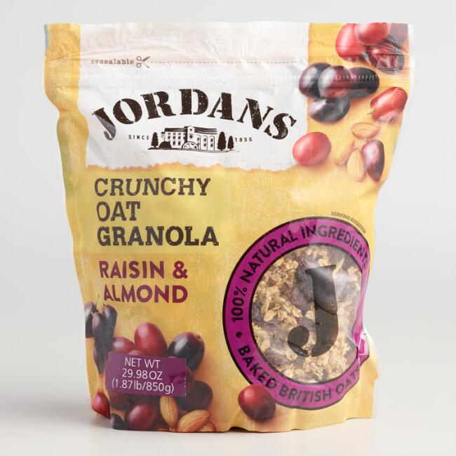 Jordans Raisin & Almond Granola