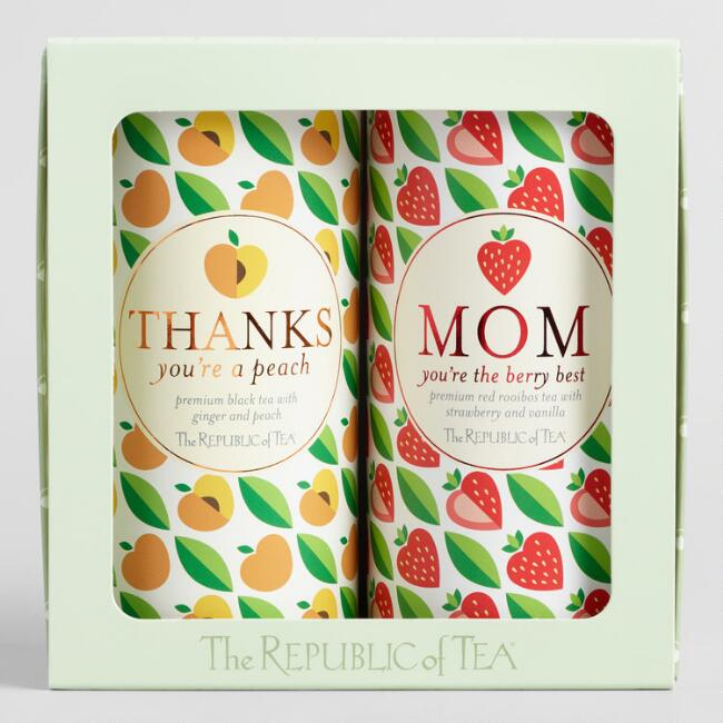 The Republic of Tea Thanks Mom Gift Set