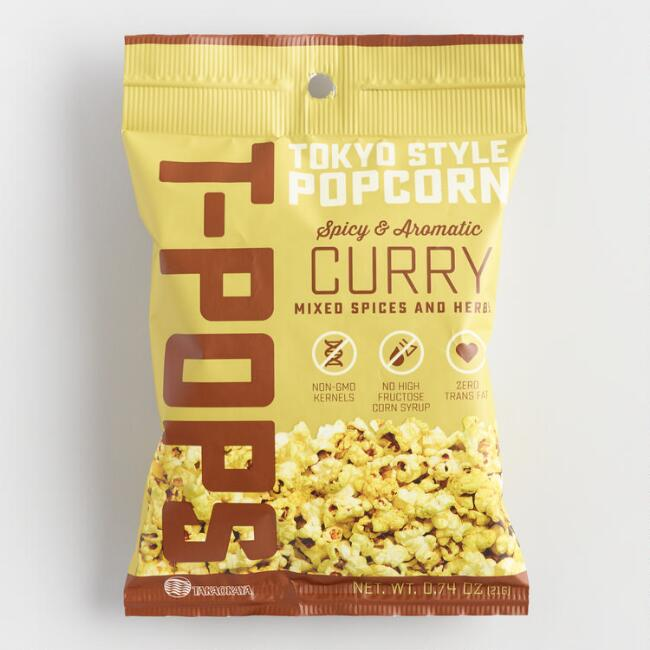 T-Pops Curry Popcorn