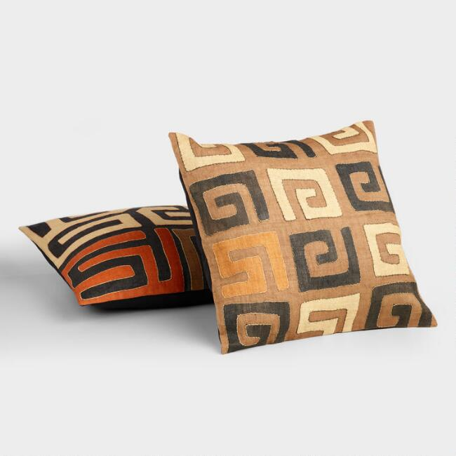 Kuba Cushion Cover