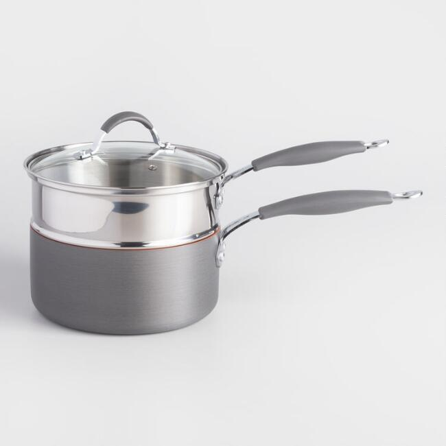 Halo 3 Quart Saucepan with Steamer