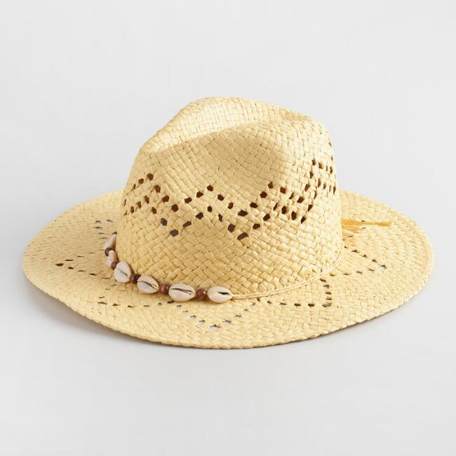 Puka Shell Rancher Hat