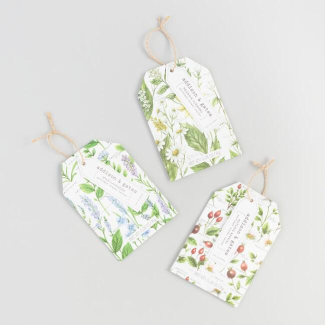 A&G Scented Drawer Sachets Set of 3