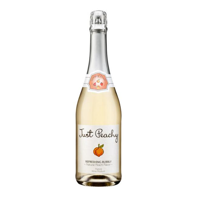 Just Peachy Sparkling
