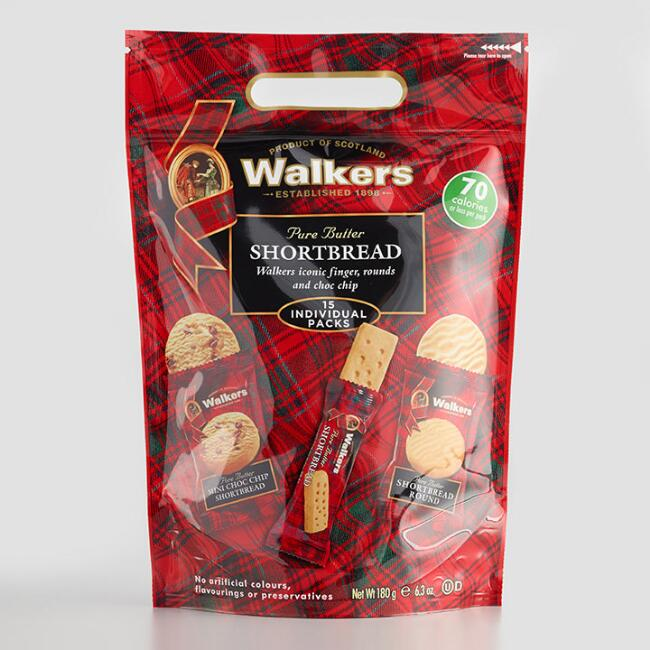 Walkers Assortment Cookie Bag
