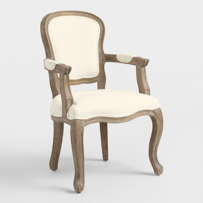 Cream Kellen Armchair