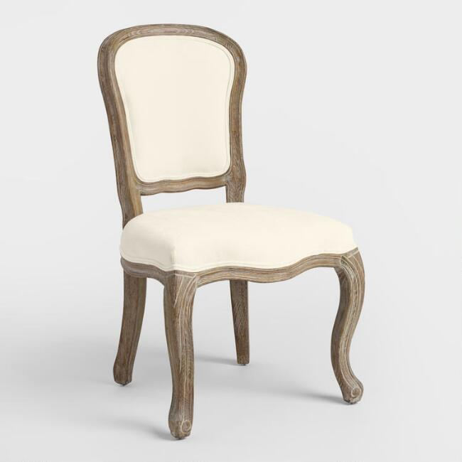 Cream Kellen Side Chairs Set of 2