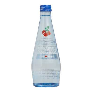 Clearly Canadian Wild Cherry Sparkling Water Set of 12