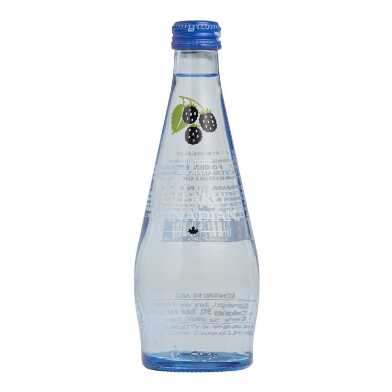 Clearly Canadian Blackberry Sparkling Water Set of 12