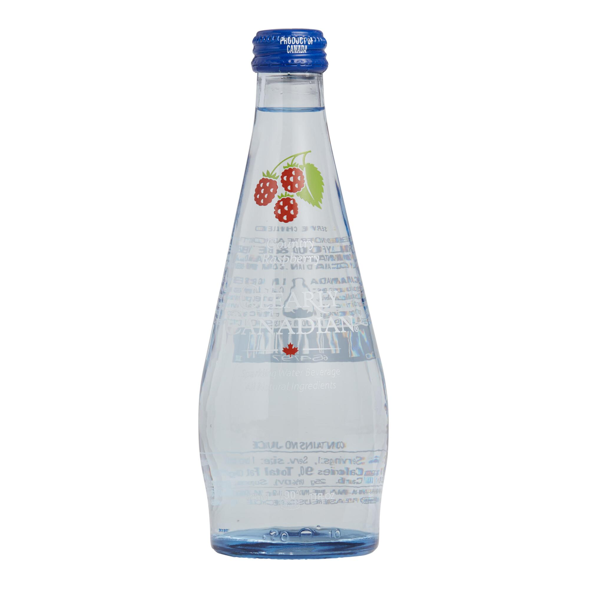 Clearly Canadian Country Raspberry Sparkling Water | World Market