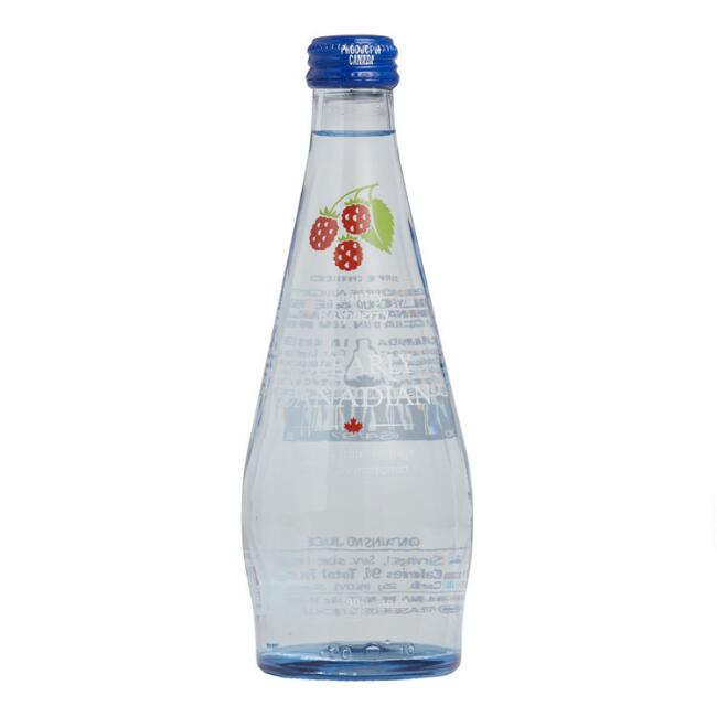 Clearly Canadian Country Raspberry Sparkling Water Set of 12