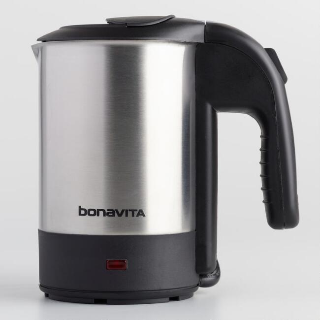 Bonavita Mini Stainless Steel Electric Kettle