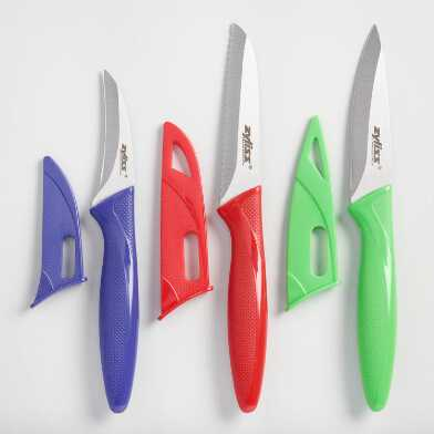 Zyliss Peeling and Paring Knives 3 Pack