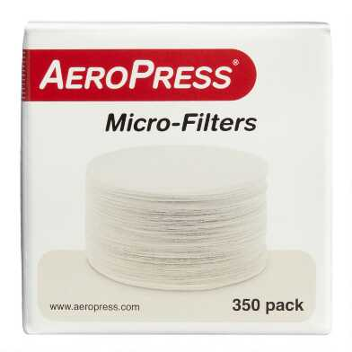 AeroPress Replacement Paper Coffee Filters 350 Count