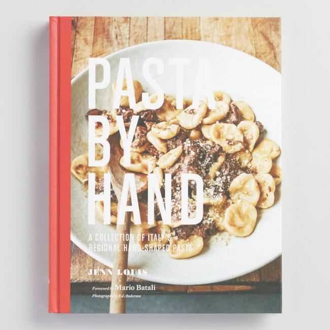 Pasta by Hand Cookbook