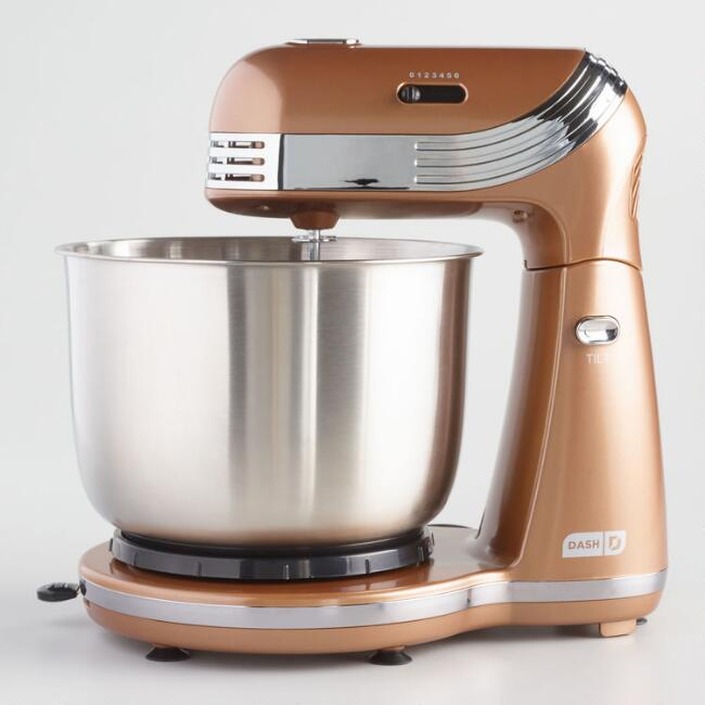 Copper Dash Go Everyday Electric Mixer
