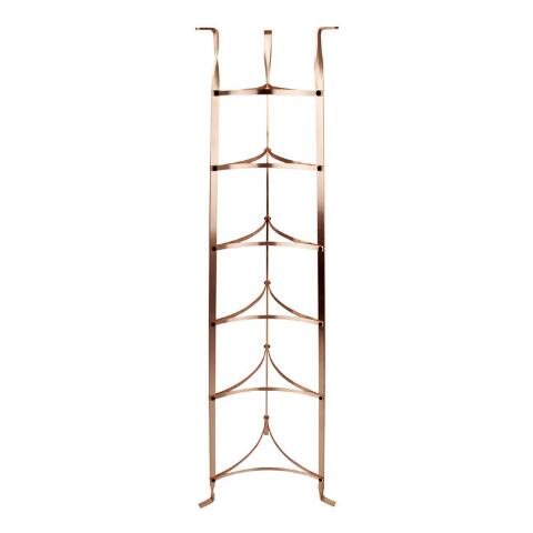 Enclume Brushed Copper 6 Tier Cookware Stand World Market