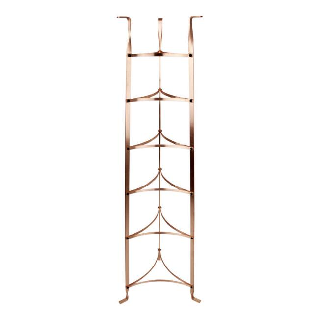 Enclume Brushed Copper 6 Tier Cookware Stand