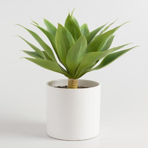 Faux Potted Agave Plant Previous V2 V1