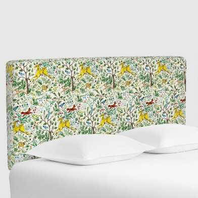 Forest Frolic Loran Upholstered Headboard