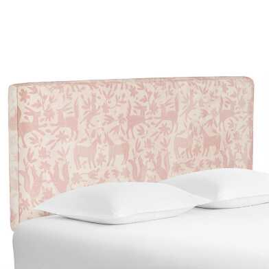 Blush Pinata Loran Upholstered Headboard