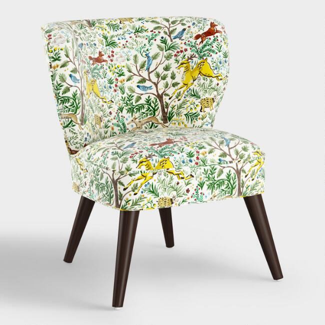Forest Frolic Carlye Upholstered Chair